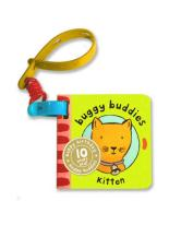 Buggy Buddies: Kitten by Emily Bolam