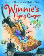 Winnie's Flying Carpet (Book & CD) by Valerie Thomas
