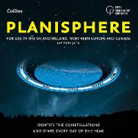 Planisphere Latitude 50 DegreesN - for Use in the Uk and Ireland, Northern Europe and Canada by Greenwich Royal Observatory, Storm Dunlop, Wil Tirion