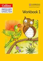 Cambridge Primary English Workbook 1 by Joyce Vallar