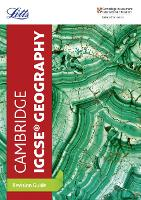 Cambridge IGCSE (R) Geography Revision Guide by Letts Cambridge IGCSE