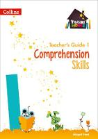 Comprehension Skills Teacher's Guide 1 by Abigail Steel