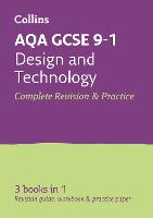 AQA GCSE Design & Technology All-in-One Revision and Practice by Collins GCSE