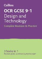 OCR GCSE Design & Technology All-in-One Revision and Practice by Collins GCSE