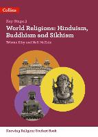 World Religions Hinduism, Buddhism and Sikhism by Tristan Elby, Neil McKain