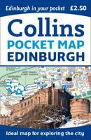 Edinburgh Pocket Map The Perfect Way to Explore Edinburgh by Collins Maps