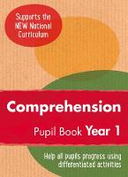 Year 1 Comprehension Pupil Book English KS1 by Keen Kite Books