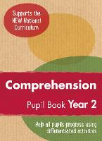 Year 2 Comprehension Pupil Book English KS1 by Keen Kite Books