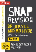 Dr Jekyll and Mr Hyde: AQA GCSE English Literature Text Guide by Collins GCSE