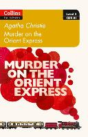 Murder on the Orient Express B1 by Agatha Christie
