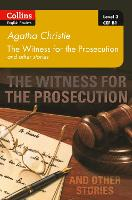 Witness for the Prosecution and other stories B1 by Agatha Christie