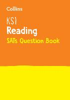 KS1 Reading SATs Question Book 2018 Tests by Collins KS1