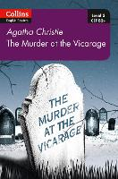 Murder at the Vicarage B2+ Level 5 by Agatha Christie