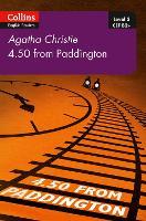 4.50 From Paddington B2+ Level 5 by Agatha Christie