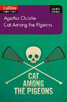 Cat Among Pigeons B2+ Level 5 by Agatha Christie