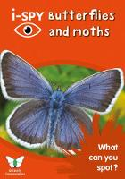i-SPY Butterflies and Moths What Can You Spot? by i-SPY