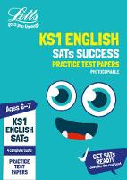 KS1 English SATs Practice Test Papers (photocopiable edition) 2018 Tests by Letts KS1