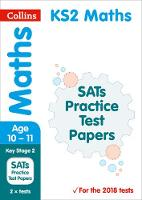 KS2 Maths SATs Practice Test Papers 2019 Tests by Collins KS2