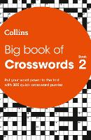 Big Book of Crosswords book 2 300 Puzzles by
