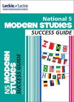 National 5 Modern Studies Success Guide by Patrick Carson, Leckie and Leckie