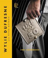 wd~50 The Cookbook by Wylie Dufresne, Peter Meehan