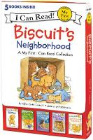 Biscuit's Neighborhood 5 Fun-Filled Stories in 1 Box! by Alyssa Satin Capucilli
