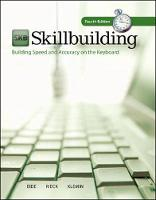 Skillbuilding: Building Speed & Accuracy On The Keyboard (Text Only) by Carole Hoffman Eide, Andrea Holmes Rieck, V. Wayne Klemin
