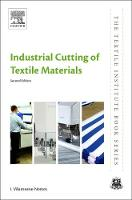 Industrial Cutting of Textile Materials by Ineta (Assistant professor at the University of Novi Sad, Serbia) Vilumsone-Nemes