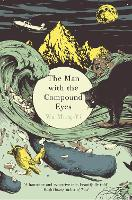 Cover for The Man with the Compound Eyes by Ming-Yi Wu