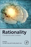 Rationality Constraints and Contexts by Tzu-Wei (Assistant Research Fellow, Institute of European and American Studies, Academia Sinica) Hung