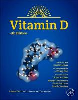Vitamin D Volume 2: Health, Disease and Therapeutics by David (Division of Endocrinology, Stanford University School of Medicine, Stanford, California, USA) Feldman