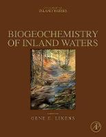 Biogeochemistry of Inland Waters by Gene E. Likens