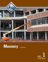 Masonry Level 1 Trainee Guide by NCCER
