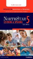 NorthStar Listening and Speaking 5 Interactive Student Book with MyLab English (Access Code Card) by Sherry Preiss