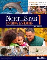 NorthStar Listening & Speaking 1 with Interactive Student Book and MyEnglishLab by Polly Merdinger, Laurie Barton