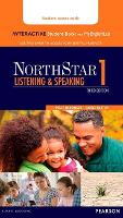 NorthStar Listening and Speaking 1 Interactive Student Book with MyLab English (Access Code Card) by Polly Merdinger, Laurie Barton