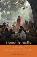Homo Ritualis Hindu Ritual and Its Significance to Ritual Theory by Axel (Professor of Classical Indology, University of Heidelberg) Michaels