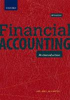 Financial Accounting An Introduction by Alex Watson