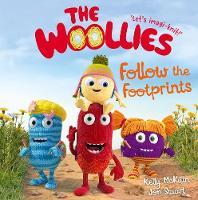 The Woollies: Follow the Footprints by Kelly McKain