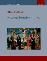 Psalmi Paenitentiales Vocal score by Alan Bullard
