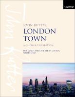 Cover for London Town  by John Rutter