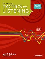 Tactics for Listening: Developing: Student Book by