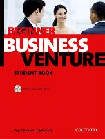 Business Venture: Beginner: Student's Book Pack (Student's Book + CD) by
