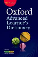 Oxford Advanced Learner's Dictionary: Hardback + DVD + Premium Online Access Code by
