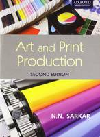 Art and Print Production by N.N. Sarkar