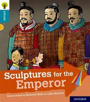 Oxford Reading Tree Explore with Biff, Chip and Kipper: Oxford Level 9: Sculptures for the Emperor by Roderick Hunt