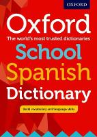 Oxford School Spanish Dictionary by