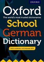 Oxford School German Dictionary by