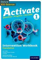 Activate 1: Intervention Workbook (Foundation) by Jon Clarke, Philippa Gardom-Hulme, Jo Locke