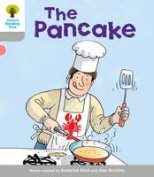 Oxford Reading Tree: Level 1: First Words: Pancake by Roderick Hunt, Mr. Alex Brychta, Thelma Page